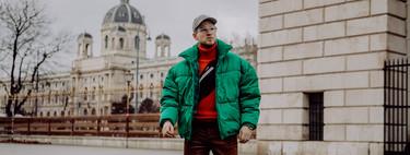 El mejor street-style de la semana le sube el volumen a las chaquetas puffy de la temporada