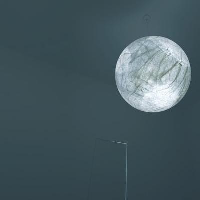 Moon. Una lámpara para selenitas