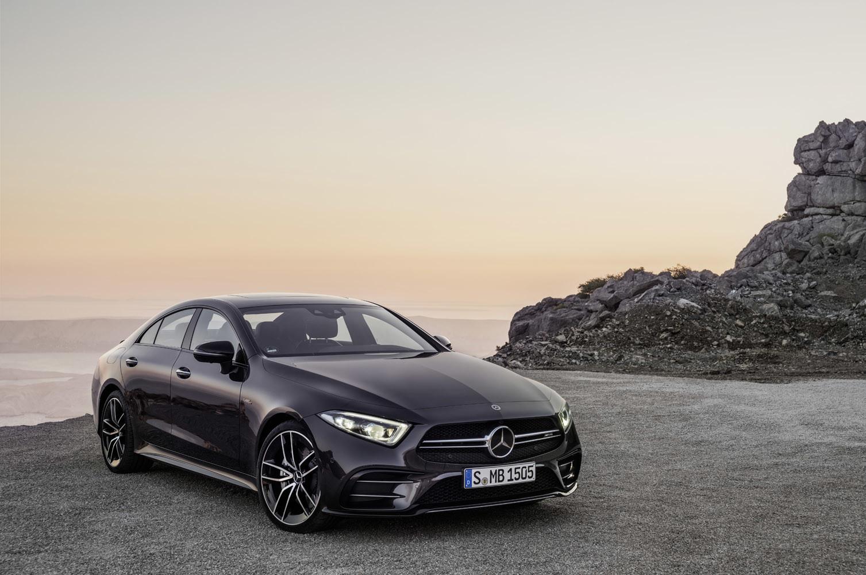Foto de Mercedes-AMG CLS 53 4Matic+ (11/20)