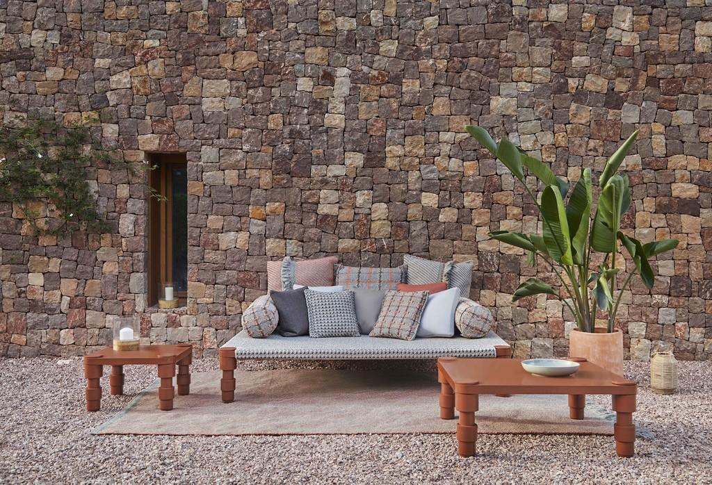 GAN prepara ya el verano con muchas novedades en su colección de exterior Garden Layers