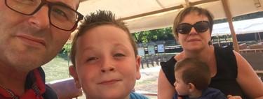 """""""Se quedó en la vida para vivirla"""", hablamos con la madre de Óscar, quien padece SHUa, una enfermedad rara"""