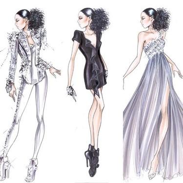 Giorgio Armani diseña el vestuario de Alicia Keys