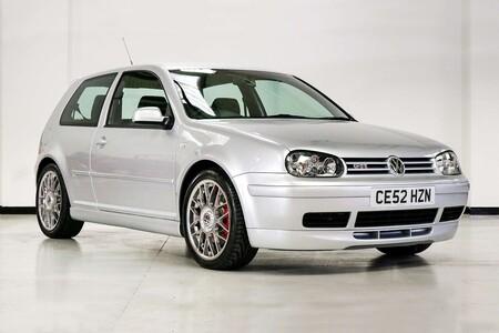 ¡Joyita! Volkswagen Golf GTI 25 aniversario con apenas 12 km recorridos, será subastado