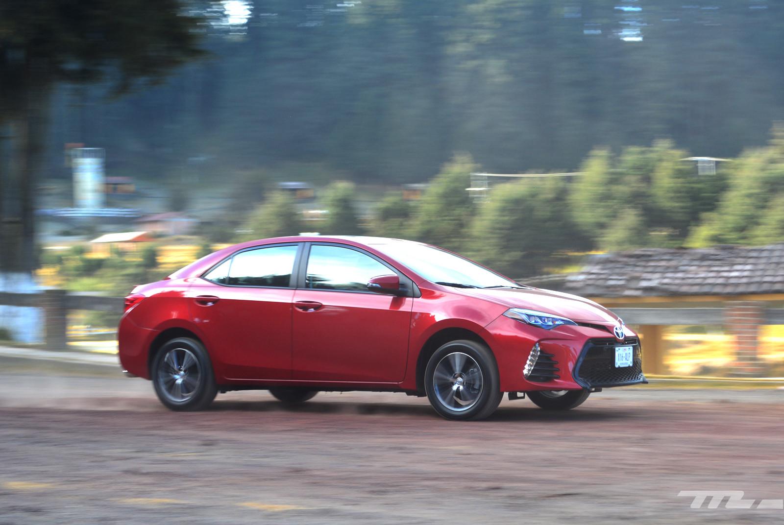 Foto de Comparativa: Mazda3 vs. Nissan Sentra vs. Toyota Corolla vs. Volkswagen Jetta (37/60)