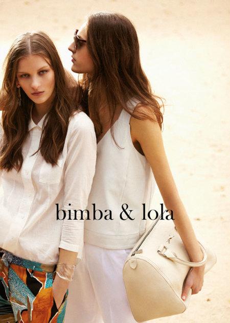 Bimba&Lola campaña Primavera-Verano 2013