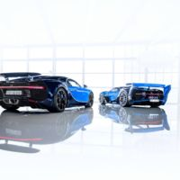 Estos Bugatti Chiron y Vision Gran Turismo Concept ya tienen hueco en el garaje de un príncipe saudí