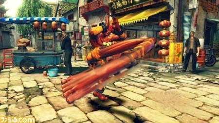 Dhalsim - Street Fighter IV
