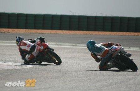 CAV 2010 Monteblanco 1 - 125 GP