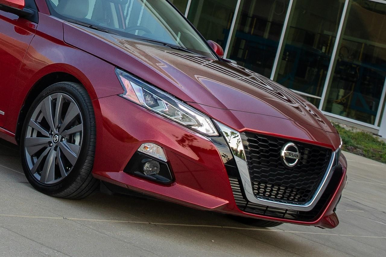 Foto de Nissan Altima Edition ONE (5/13)