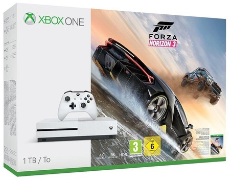Forza Horizon pack 3 Xbox One S
