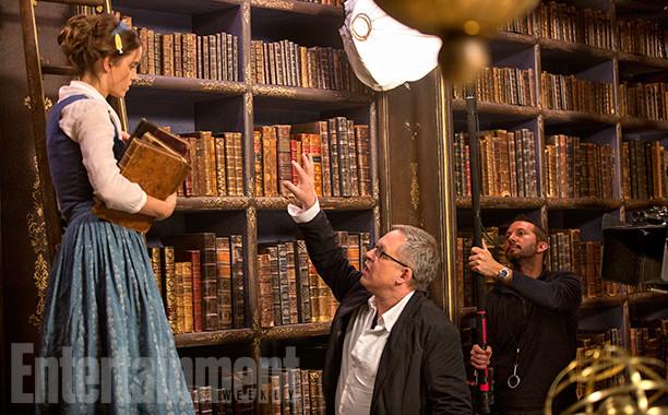 Foto de 'La bella y la bestia', imágenes oficiales con los protagonistas del remake de Disney (9/9)