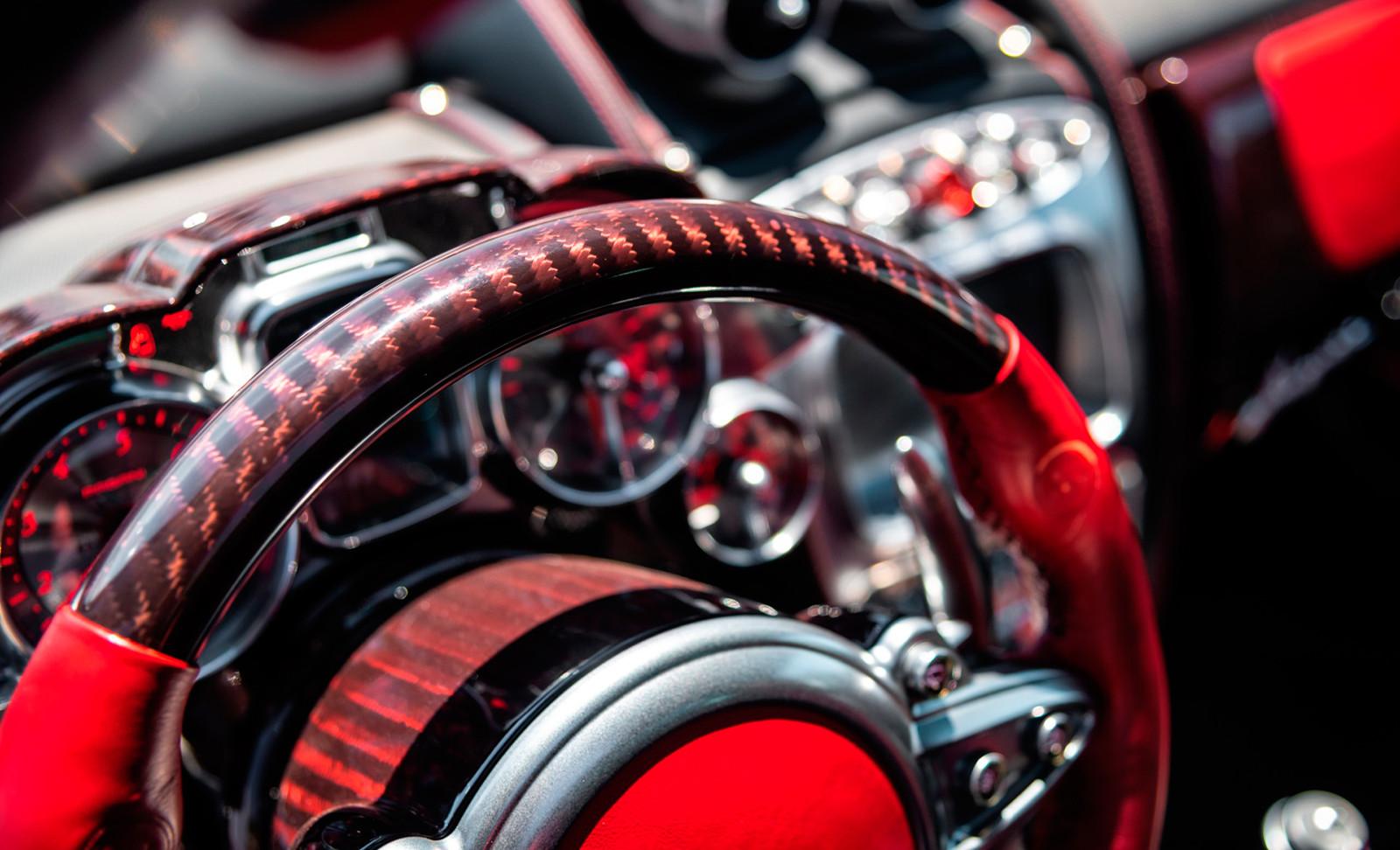 Foto de A la venta este Pagani Huayra Coupé con poco más de 1.200 km (5/21)