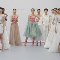 Los vestidos de novia de Hannibal Laguna con los que querrás casarte hoy y siempre