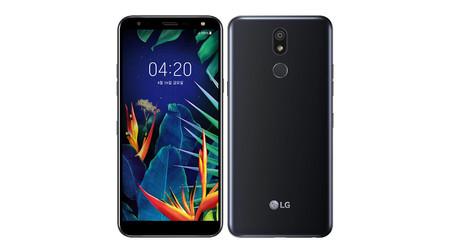 LG X4 2019: la gama de entrada de LG se renueva con resistencia militar y mejores cámaras