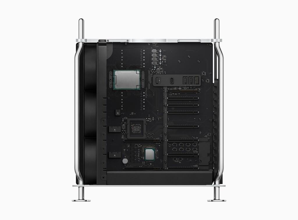 Apple 'osbornizará' el próximo Mac Pro con un chip Intel Xeon en vez de Apple Silicon, según rumores