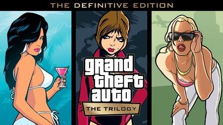 Grand Theft Auto: The Trilogy – The Definitive Edition es real: GTA 3, Vice City y San Andreas vuelven, remasterizados