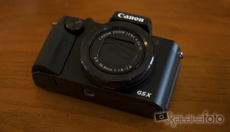 Canon Powershot G5X, analizamos esta compacta avanzada, versátil y con estilo