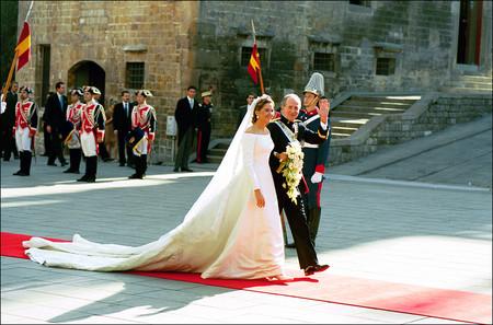 Vestido De Novia Infanta Cristina Disenado Por Lorenzo Caprile