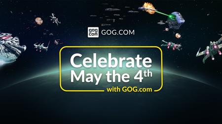 GOG se adelanta al día de Star Wars con ofertas de todos los juegos de la saga