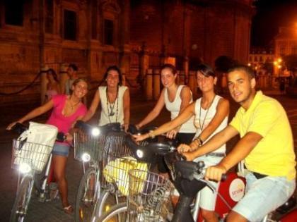 Bici en Sevilla