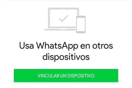 """WhatsApp renueva la pantalla de """"WhatsApp Web"""" en su app como adelanto del soporte multidispositivo"""