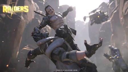 Aquí tienes una buena ración de gameplay de Raiders of The Broken Planet, lo nuevo de Mercury Steam