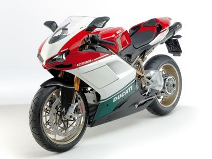 Ducati 1098 Tricolor