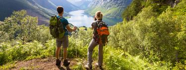 Siete chaquetas de entretiempo para practicar senderismo este otoño