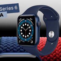 Chollazo: Amazon tiene el Apple Watch Series 6 GPS+Celular por 100 euros menos. ¡Qué no se te escape!