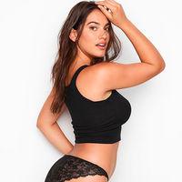 Así es Lorena Durán, la nueva modelo curvy española de Victoria's Secret