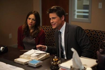 Rob Lowe ya se ha cansado de 'Parks and Recreation' y dejará la serie junto a Rashida Jones