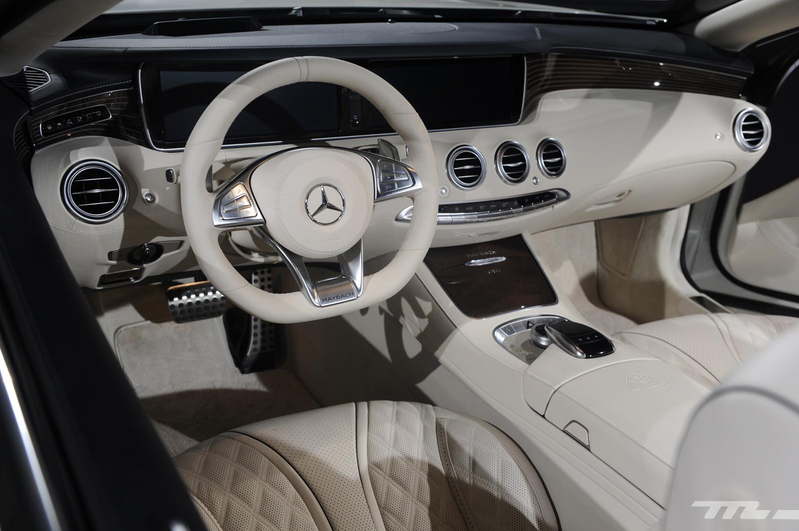 Foto de Mercedes-Maybach S 650 Cabrio (7/37)