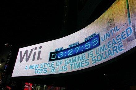 Wii ToysRUs