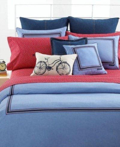 Ropa de cama de Tommy Hilfiger