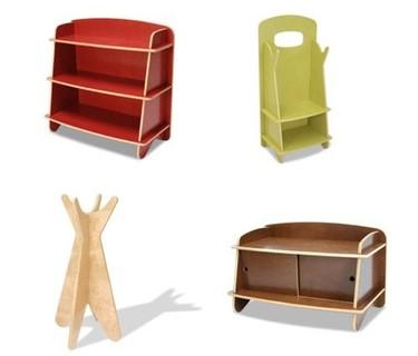 Ecotots, muebles que respetan el medio ambiente