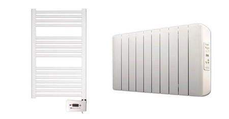 Amazon calienta la jornada con varias ofertas del día en radiadores y toalleros eléctricos Farho