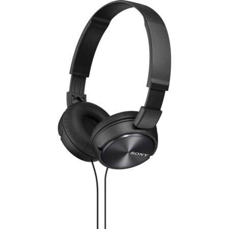 Sony Mdrzx310b Mdr Zx310 Headphones Black 1048751
