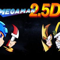 Mega Man 2.5D finaliza su desarrollo después de ocho años y ya se puede descargar gratis