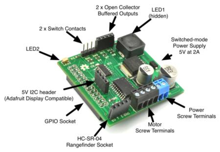 Robot Board v2