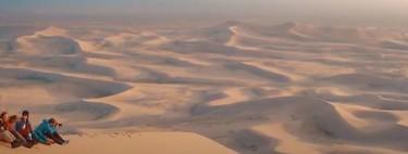 Mongolia, arenas que cautivan