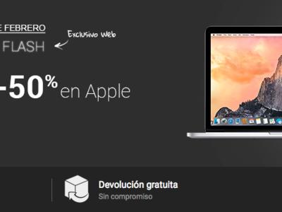Ventas Flash en Fnac: las 12 mejores ofertas en Apple