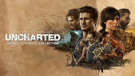 Uncharted: Legacy of Thieves Collection
