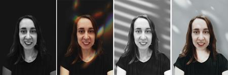 Redmi Note 8 Pro Selfie Luz