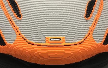 Este McLaren 720S de Lego a escala 1:1 también se apunta a Goodwood