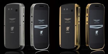 Aston Martin presenta su nuevo teléfono móvil: el Grand Touch
