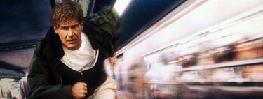 'El fugitivo': una de las mejores películas de acción de los 90 con una inolvidable rivalidad entre Harrison Ford y Tommy Lee Jones
