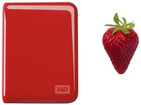 Disco duro portátil con USB 3.0 y un diseño muy cuidado