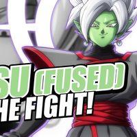 Zamas fusionado entra en escena el nuevo tráiler de Dragon Ball FighterZ