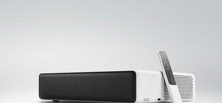 Este es el primer proyector de tiro corto de Xiaomi: calidad de cine a un precio inferior