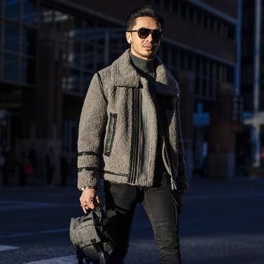 El mejor street-style de la semana: el frío glacial invita a lucir abrigos de pelo
